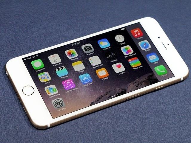 apple iphone 6 plus silver 64 gb neverlocked. Black Bedroom Furniture Sets. Home Design Ideas