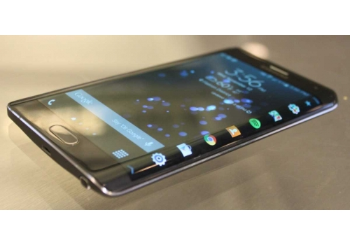 Samsung Galaxy S6 Edge G925i 32GB Unlocked GSM LTE Octa-Core Phone - Black