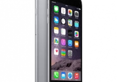 Apple iPhone 6S, Space grey, 16 GB (Neverlocked)