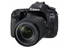 Canon EOS 80D DSLR Camera with 18-135mm Lens