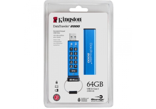 Kingston 64GB Data Traveler 2000